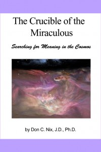 Crucible of the Miraculous Cover