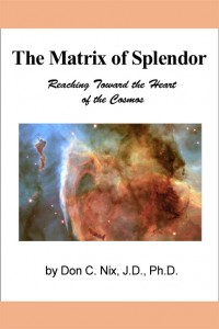 The Matrix of Splendor Front Cover